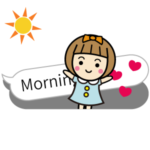 Kawaii Girl Japan messages sticker-3