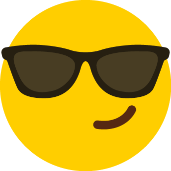 Face Emojis messages sticker-5