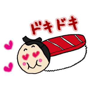 すし相撲 messages sticker-6