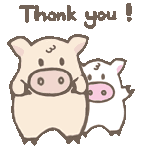 Toto Pig - Adorable Piggy Couple Animated Stickers messages sticker-4