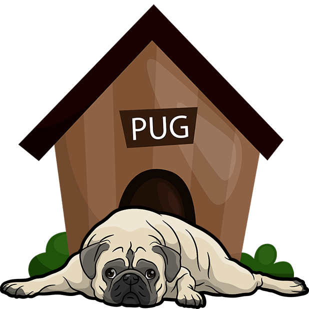 iPugmoji - Pug Emoji & Stickers messages sticker-5