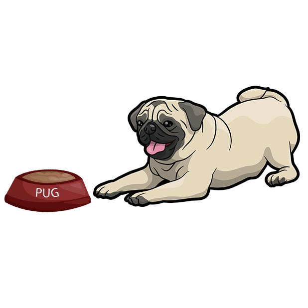 iPugmoji - Pug Emoji & Stickers messages sticker-1