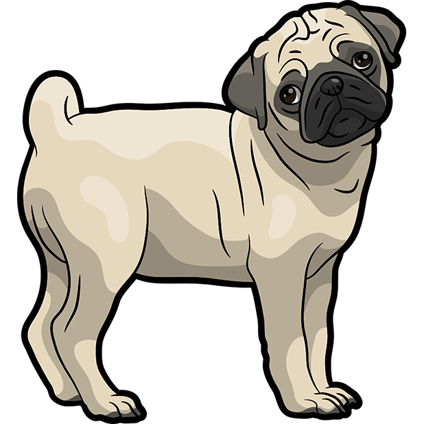 iPugmoji - Pug Emoji & Stickers messages sticker-7
