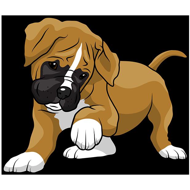 Boxermoji - Boxer Emoji & Stickers messages sticker-2