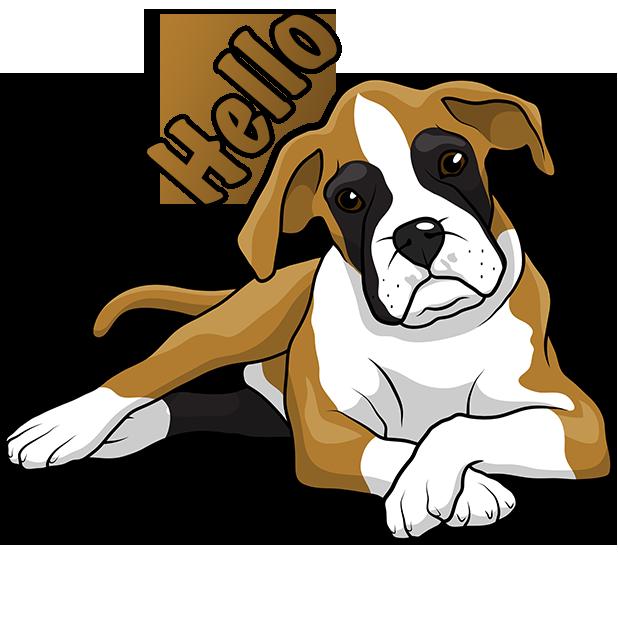 Boxermoji - Boxer Emoji & Stickers messages sticker-9