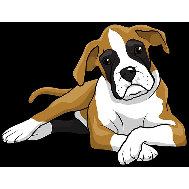 Boxermoji - Boxer Emoji & Stickers messages sticker-0