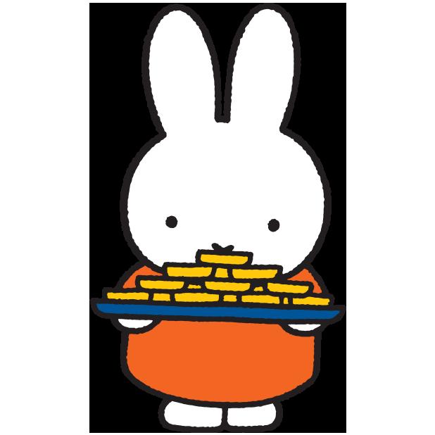 Miffy's World! messages sticker-11