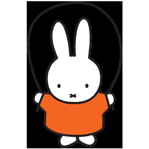 Miffy's World! messages sticker-3