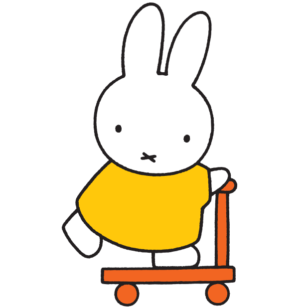 Miffy's World! messages sticker-5