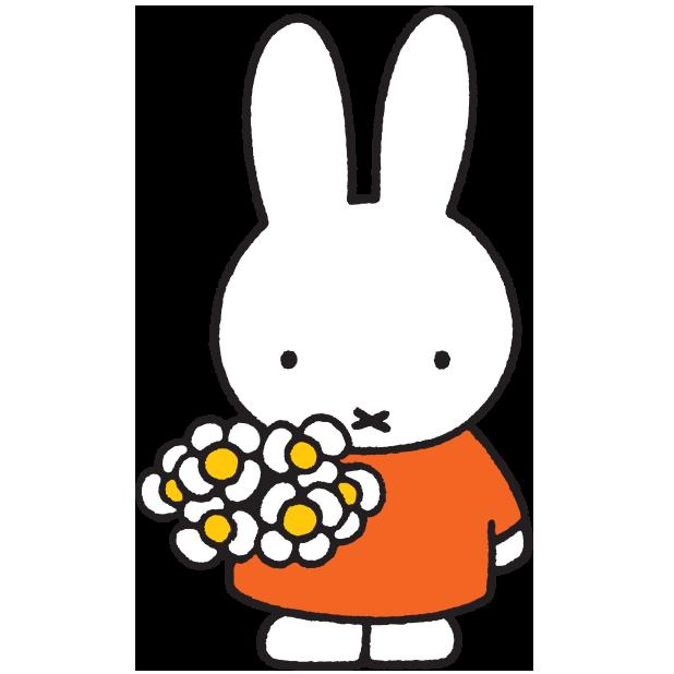 Miffy's World! messages sticker-0