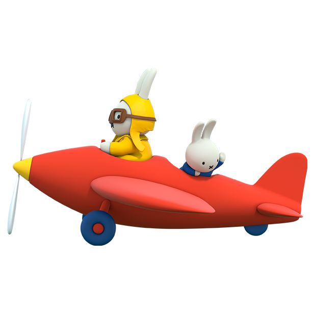 Miffy's World! messages sticker-8