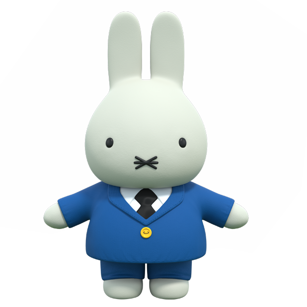 Miffy's World! messages sticker-2