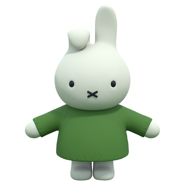 Miffy's World! messages sticker-3