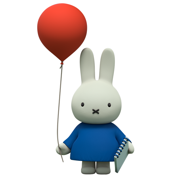 Miffy's World! messages sticker-1