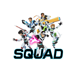 Voltron Stickers messages sticker-9