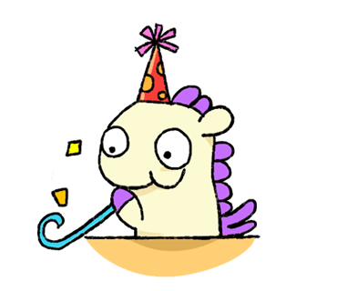 Unicorn Sticker - pony stickers for iMessage messages sticker-2