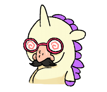 Unicorn Sticker - pony stickers for iMessage messages sticker-9