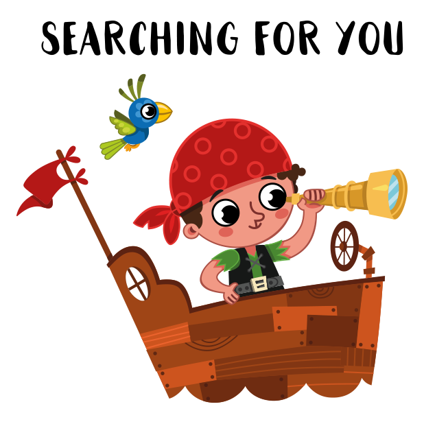 Animated Pirate Stickers messages sticker-8