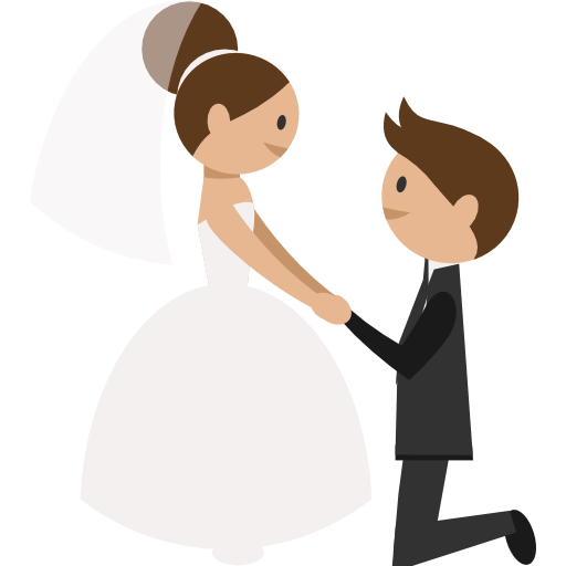 WeddingMoji - Wedding Stickers for iMessage messages sticker-4