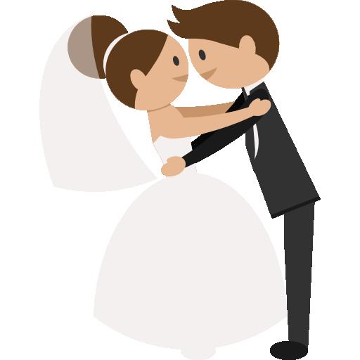 WeddingMoji - Wedding Stickers for iMessage messages sticker-10