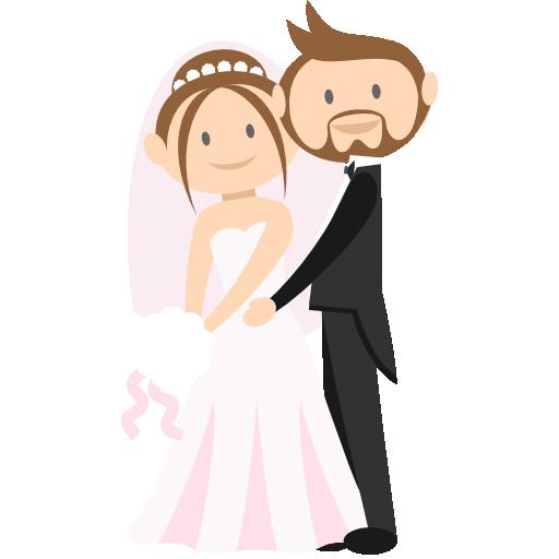 WeddingMoji - Wedding Stickers for iMessage messages sticker-3