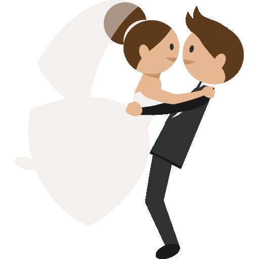 WeddingMoji - Wedding Stickers for iMessage messages sticker-7