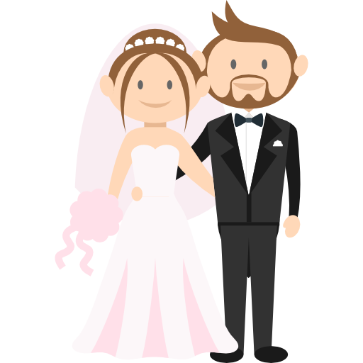 WeddingMoji - Wedding Stickers for iMessage messages sticker-2