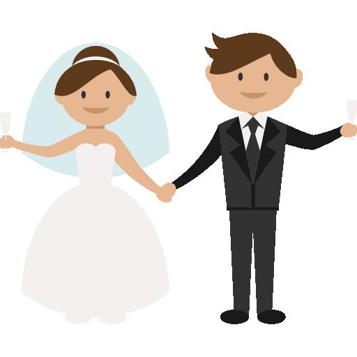 WeddingMoji - Wedding Stickers for iMessage messages sticker-6