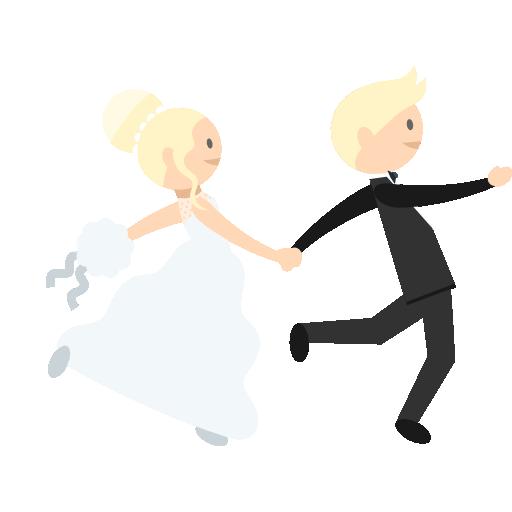 WeddingMoji - Wedding Stickers for iMessage messages sticker-0
