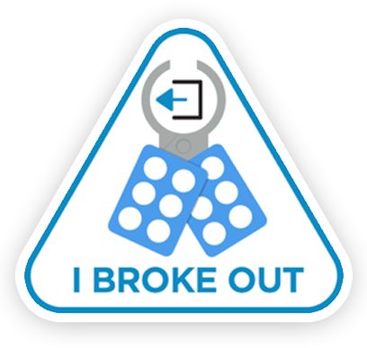 Breakout EDU Stickers messages sticker-3