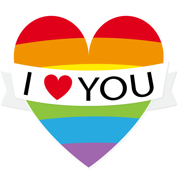 GAYJI - Gay Pride LGBT Emoji for iMessage messages sticker-6