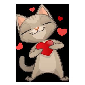Zozo Cat Stickers messages sticker-8