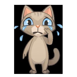 Zozo Cat Stickers messages sticker-2