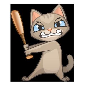 Zozo Cat Stickers messages sticker-0
