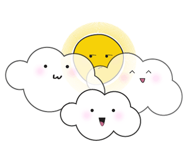 Weathermoji - cute weather stickers pack messages sticker-6