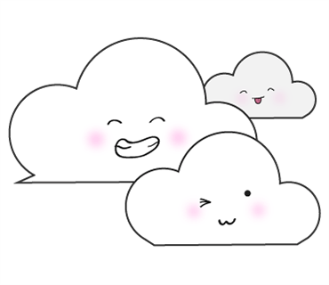 Weathermoji - cute weather stickers pack messages sticker-5