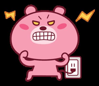 Sunny Bear messages sticker-4