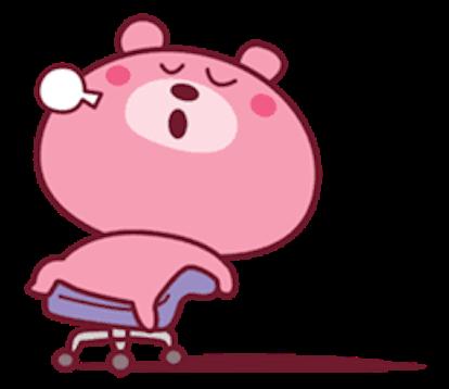 Sunny Bear messages sticker-9