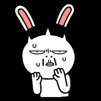 Sister Rabbit messages sticker-5