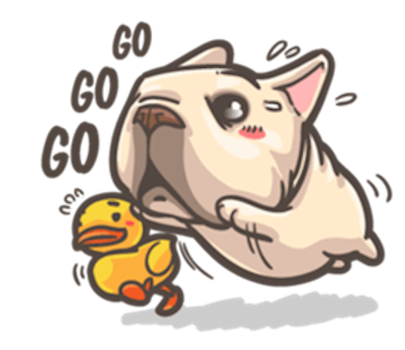 Coca Dog and Friend messages sticker-7