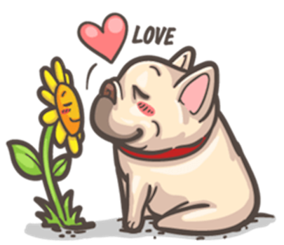 Coca Dog and Friend messages sticker-1
