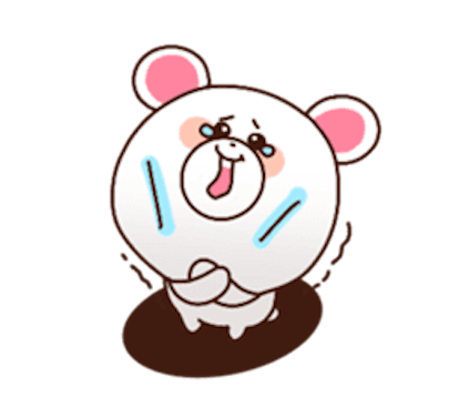 Sweety Bear messages sticker-11
