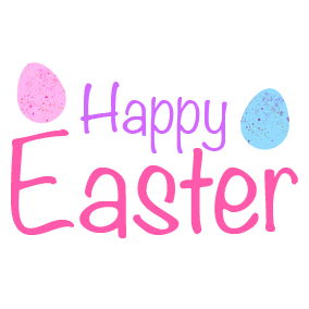 Redpath Happy Easter 2017 messages sticker-5
