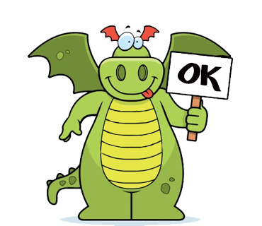 Dramoji - cute dragon stickers pack messages sticker-5