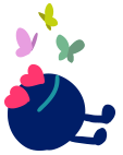 Bups - Tiny characters with big emotions messages sticker-6