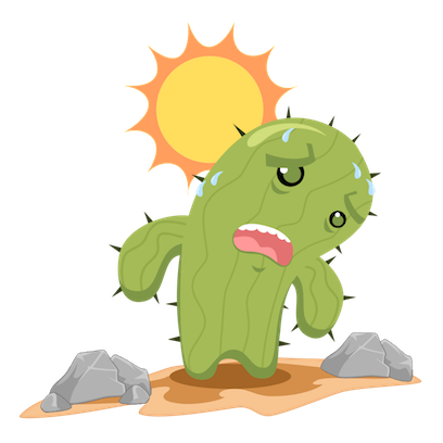Crazy Cactus messages sticker-3