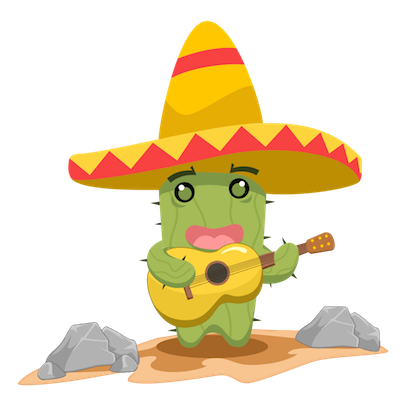 Crazy Cactus messages sticker-2