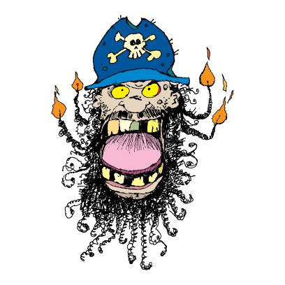 Scallywags Stickers messages sticker-7