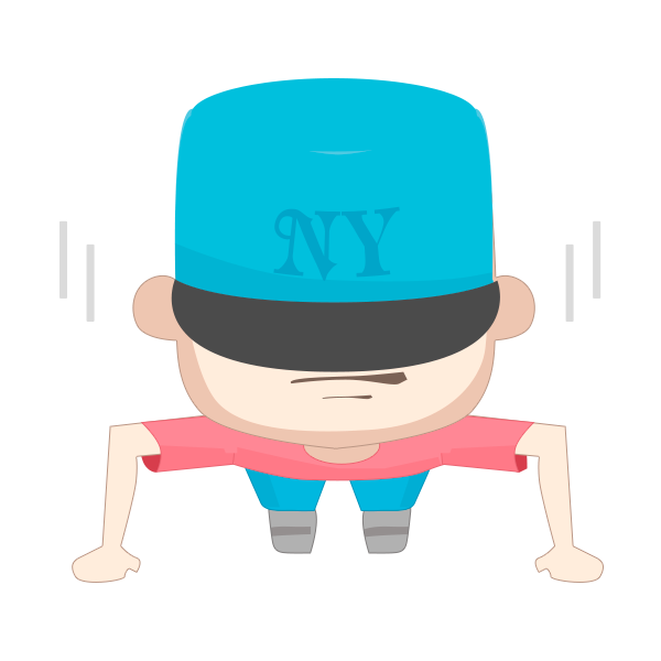 My coach -home workout trainer messages sticker-1