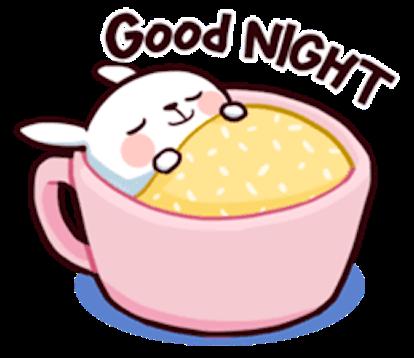 Cool Little Rabbit messages sticker-8
